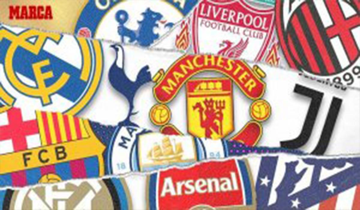 12 غول سوپر لیگ اروپا