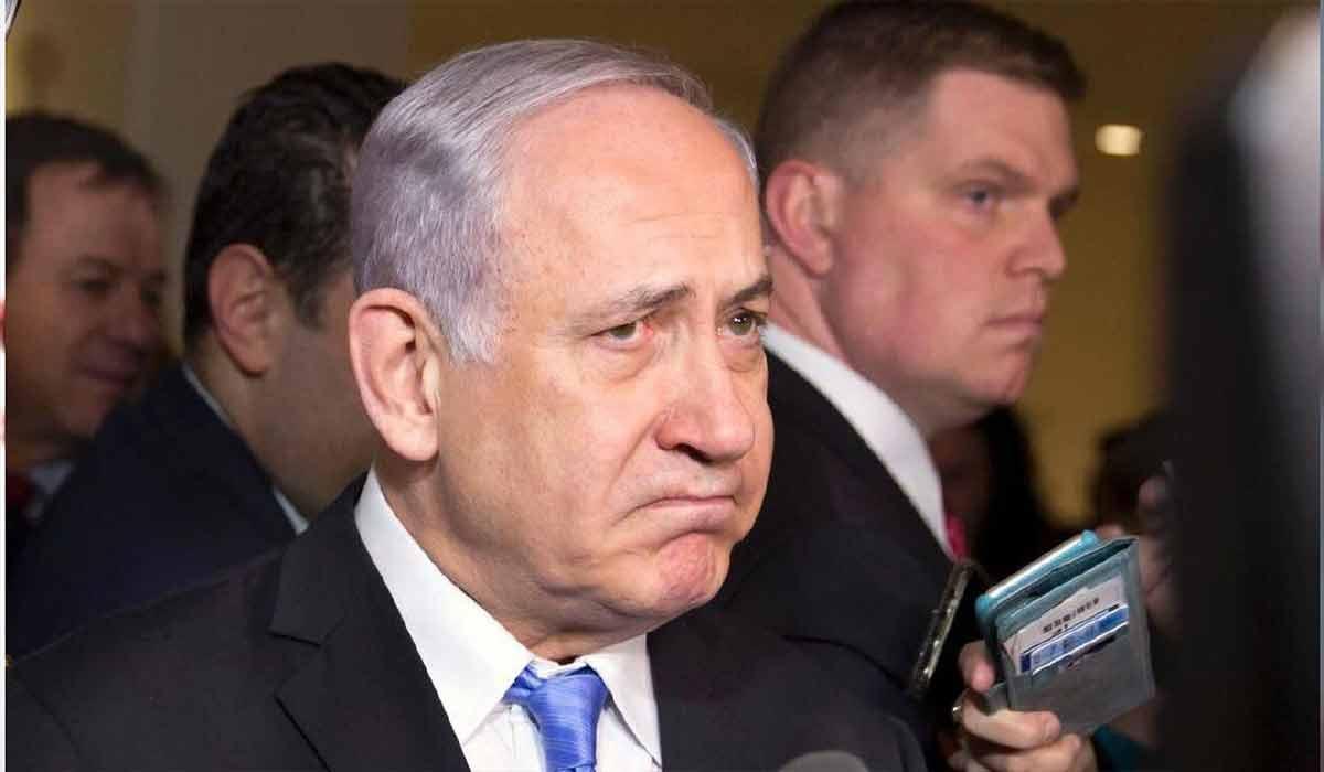 ناراحتی نتانیاهو از بی محلی بایدن!