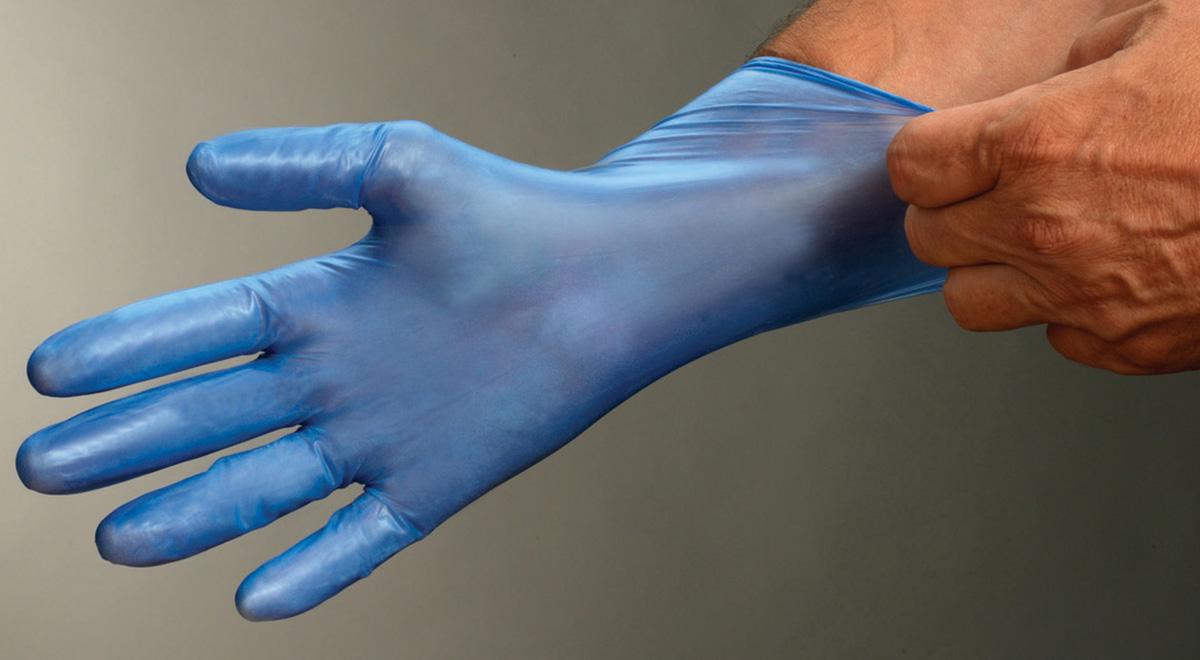 اشتباه استفاده کردن مردم از دستکش های یکبار مصرف