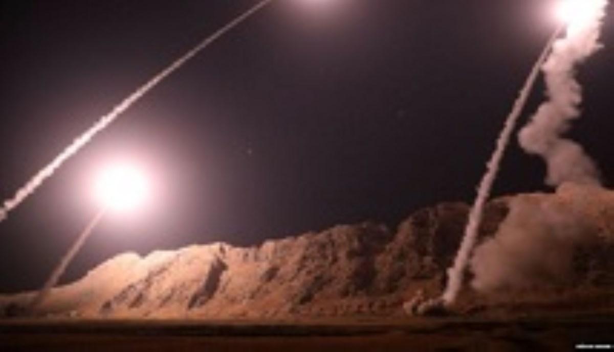 تصاویر دیده نشده از عملیات سپاه علیه داعش