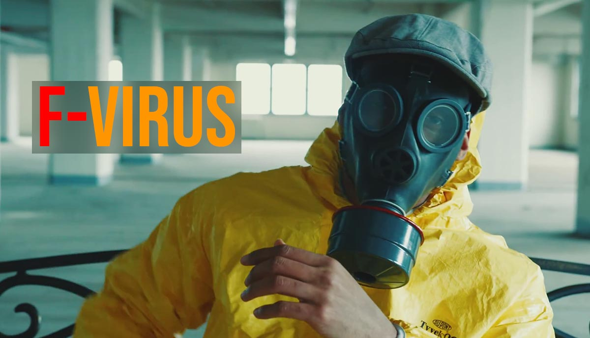 ویروس F خطرناک تر از کروناویروس !