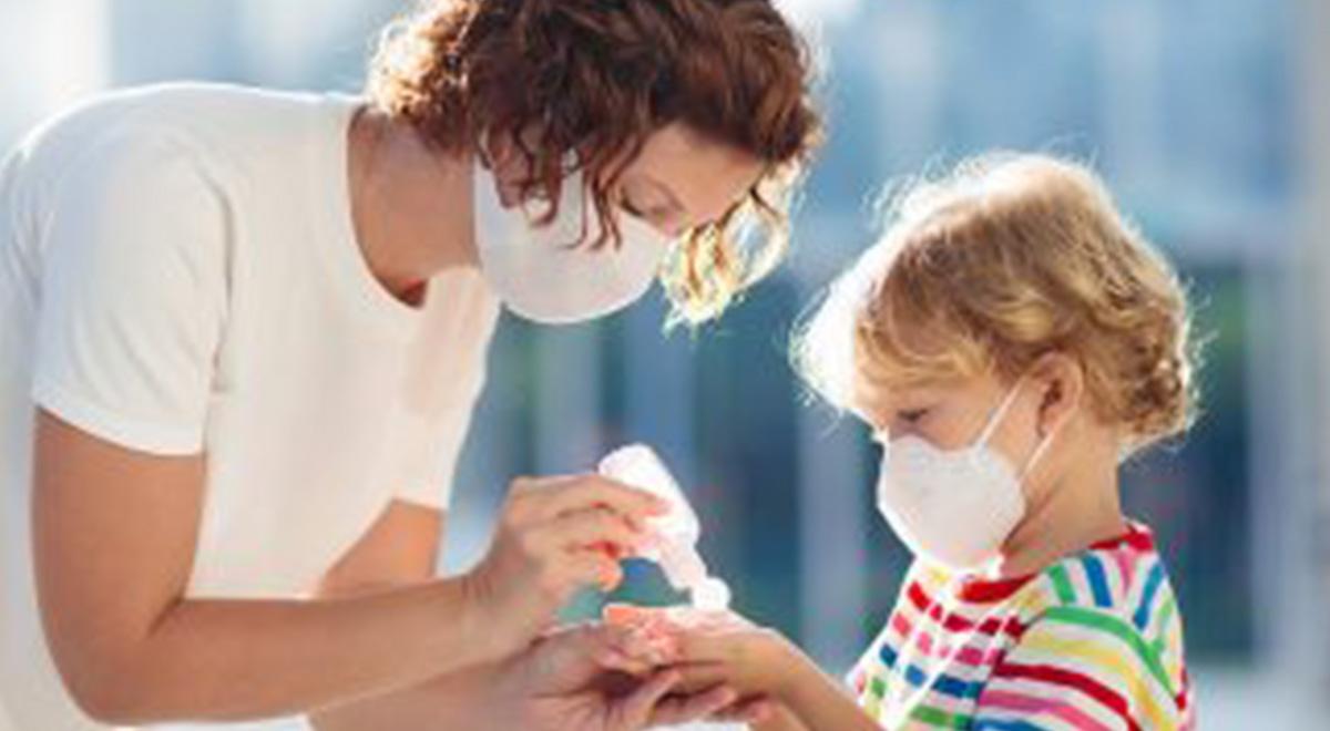 موشن گرافیک   چگونه از کودکان در برابر ویروس کرونا مراقبت کنیم؟