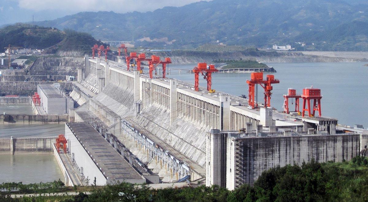 طولانی ترین و بزرگترین نیروگاه آبی جهان