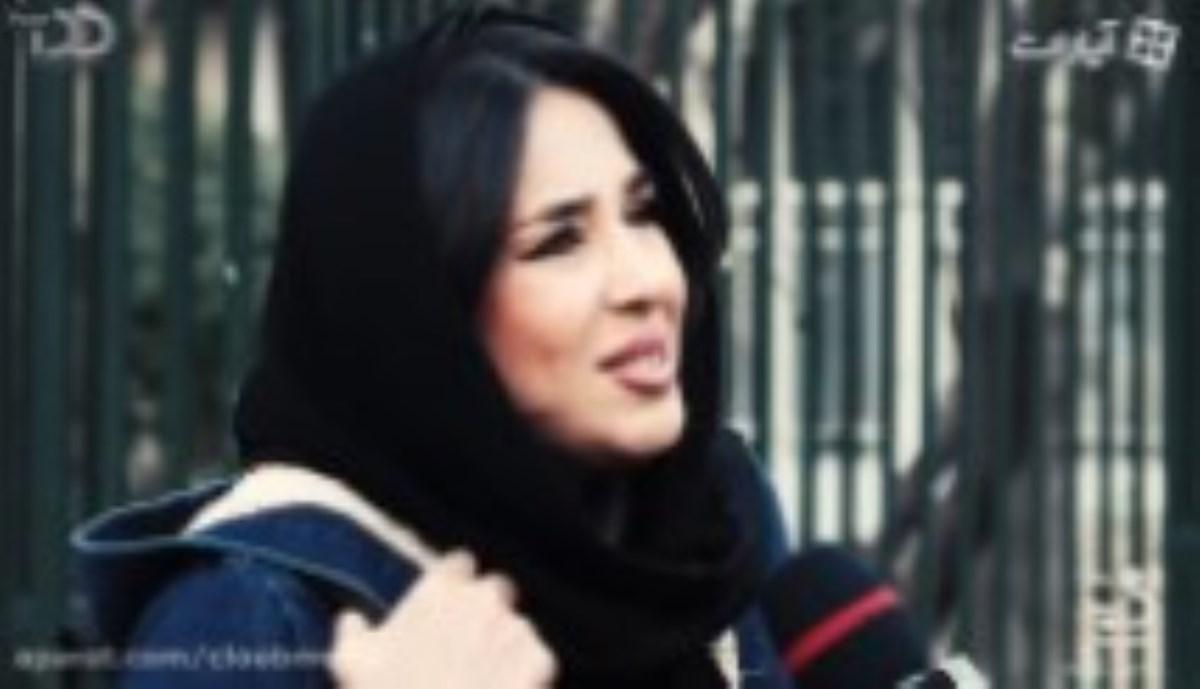 فمنیست ها در خیابان های تهران!!!