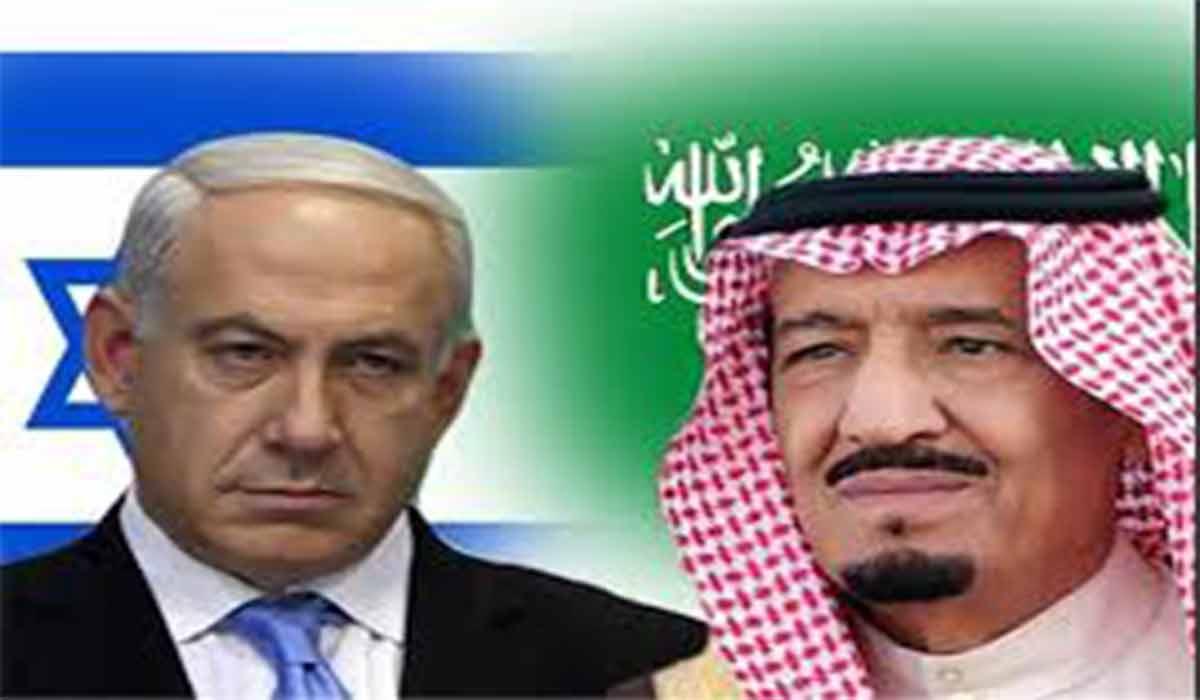 روند ارتباط آل سعود با اسرائیل!