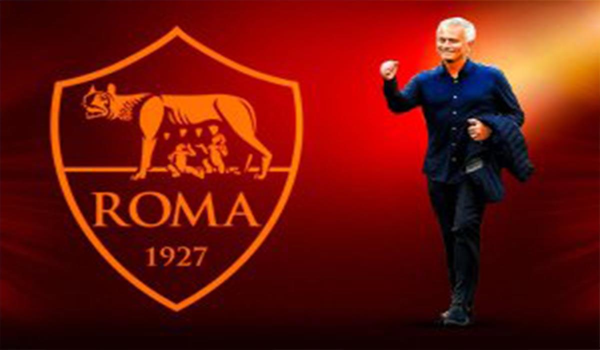 مورینیو به آاس رم رفت!