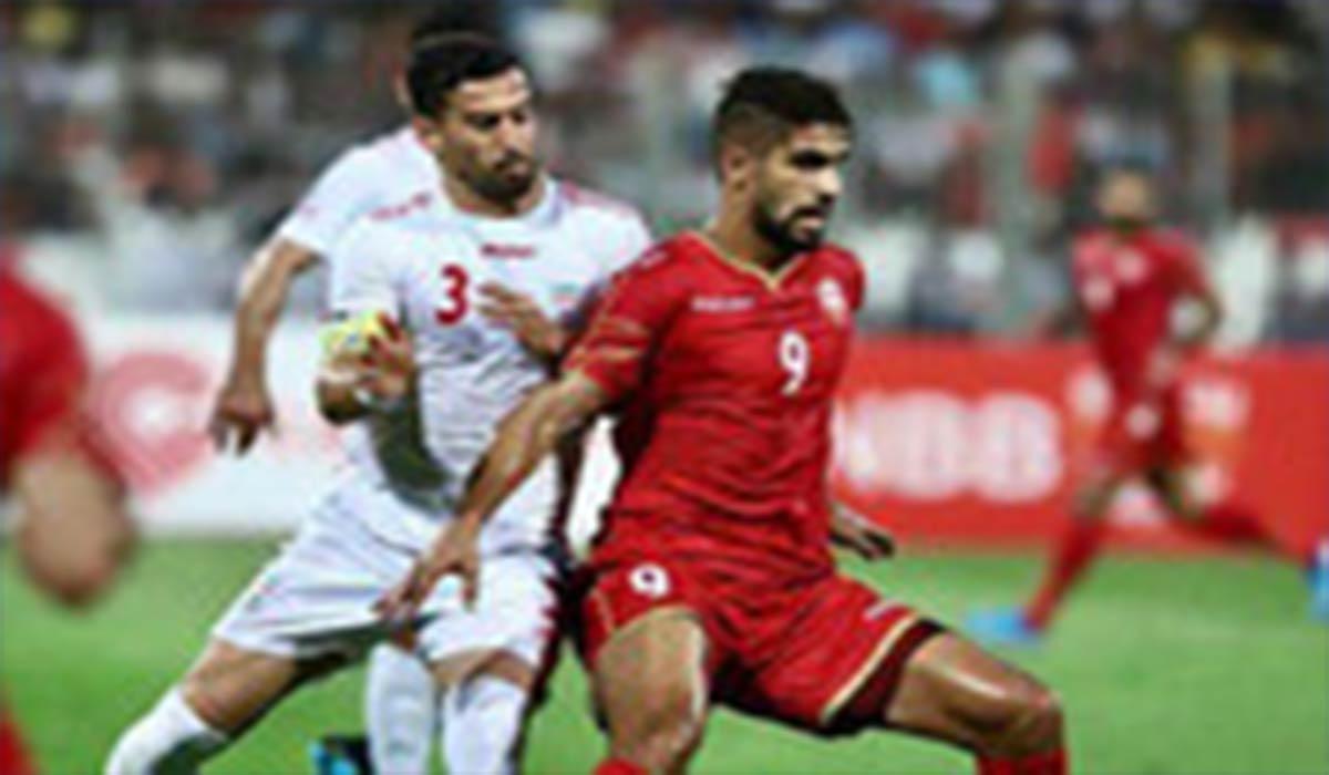 ناامیدی گزارشگر بحرینی بعد از گل سوم ایران!