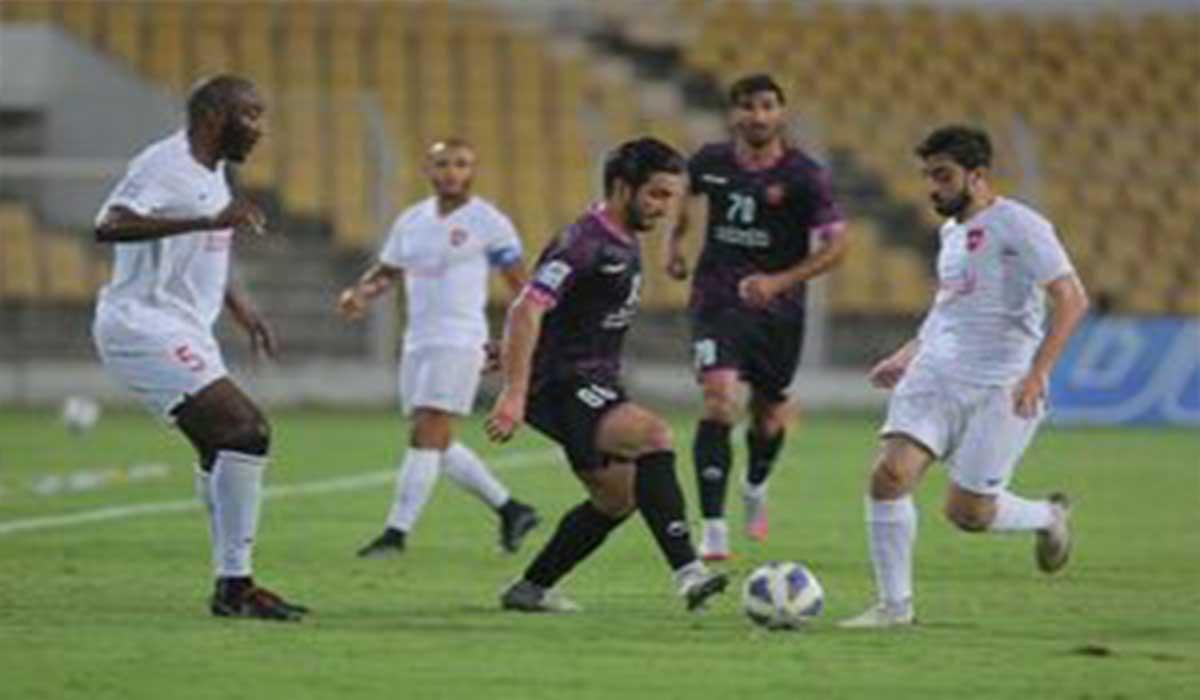 خلاصه بازی پرسپولیس 1-0 استقلال تاجیکستان