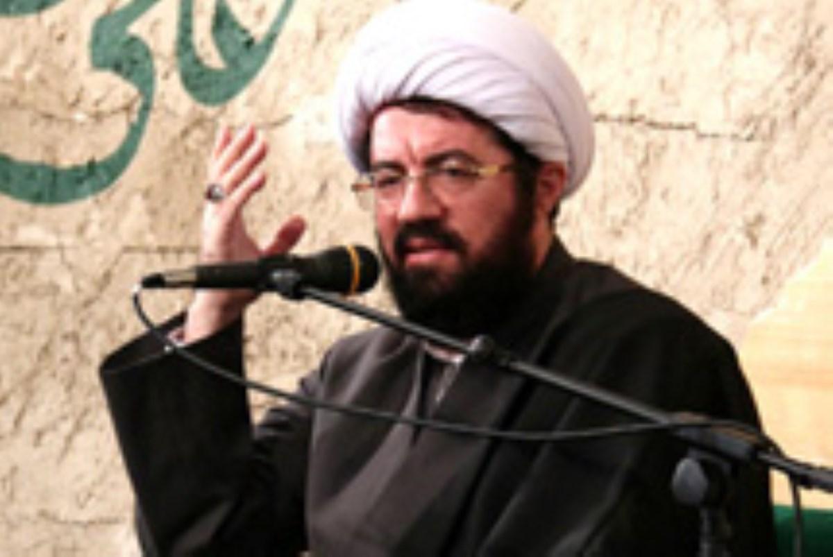 حجت الاسلام عالی - درس بزرگ زندگی حضرت خدیجه سلام الله علیها