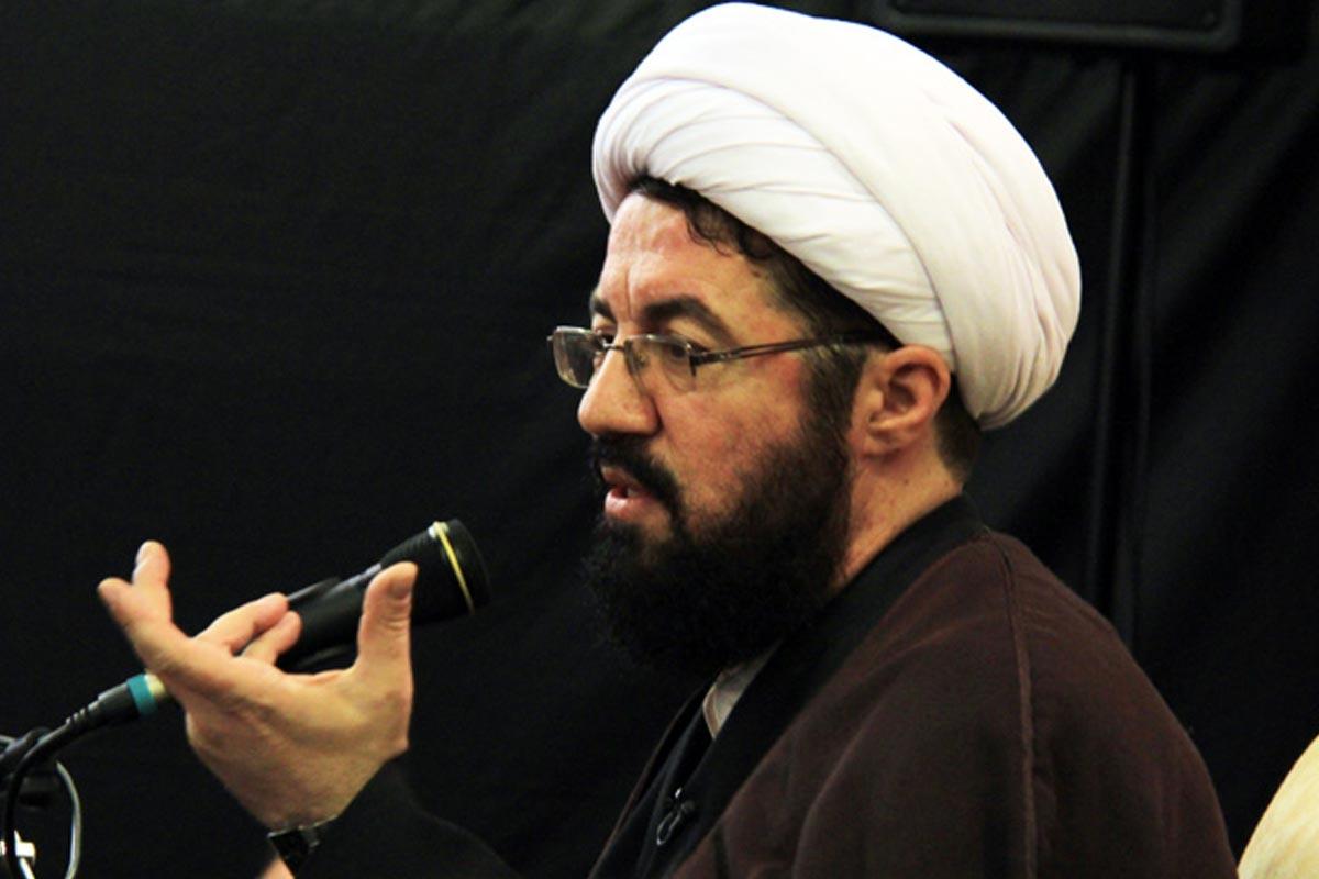 روضه حضرت حر علیه السلام/ استاد عالی