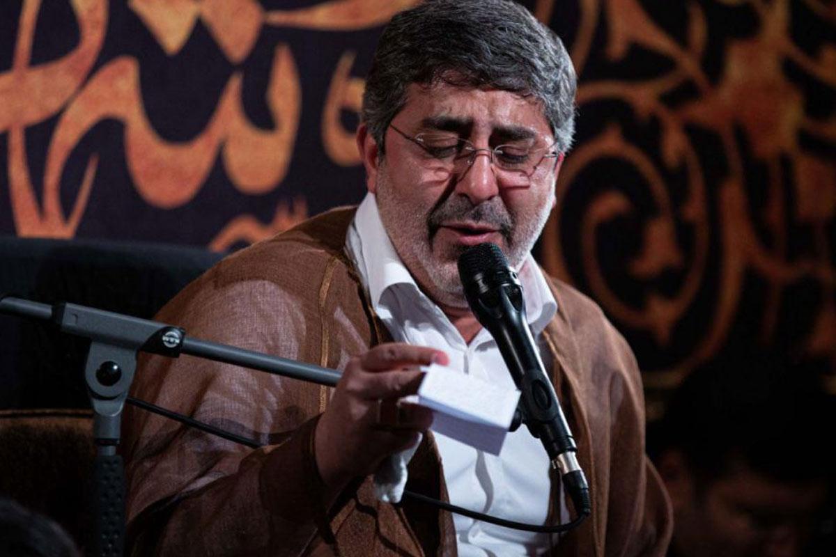 روضه حضرت مسلم(ع)/ محرم 1400: حاج محمد طاهری