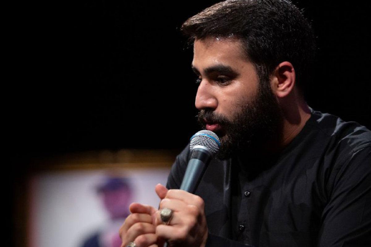 مداحی جلسات هفتگی98/ حسین طاهری: به نام او هوالباقی