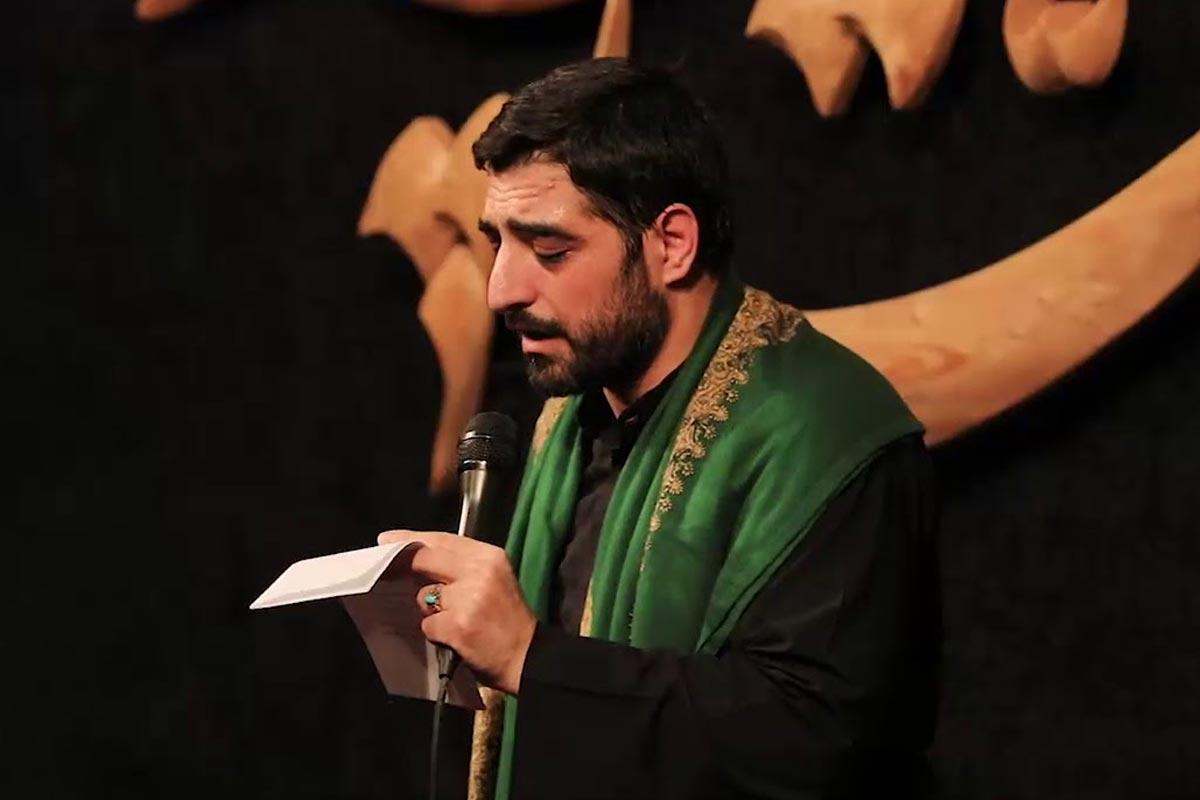 مداحی محرم 1399/ بنی فاطمه: سلام به پرچم و علمت