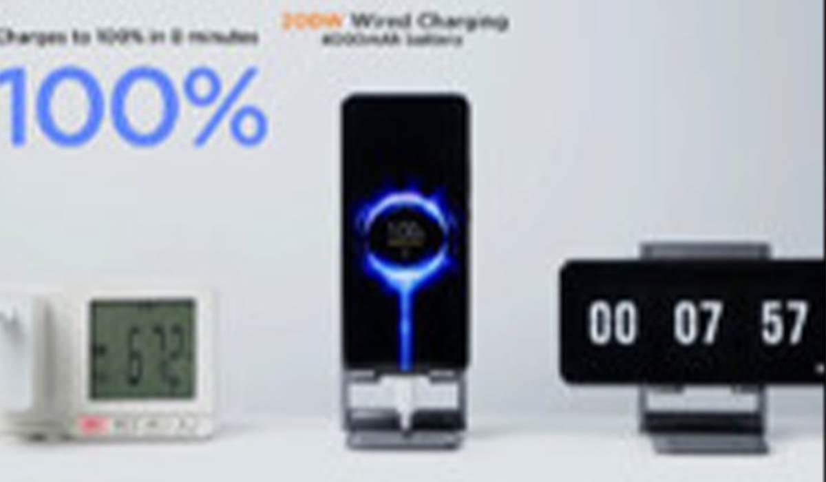 فقط 8 دقیقه! تکنولوژی شارژ سریع شیائومی