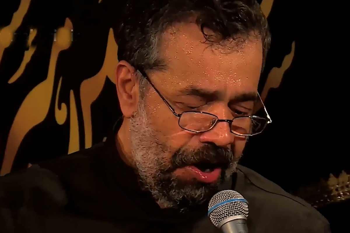 محرم میباره چشمامون.../ محمود کریمی