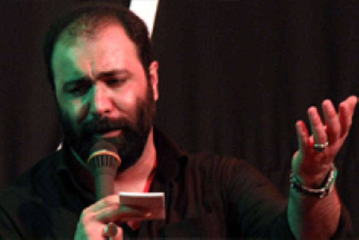 حاج مهدی اکبری - شب چهاردهم ماه صفر سال 96 - میخوام برات مثه لوتیا بخونم (شور جدید)