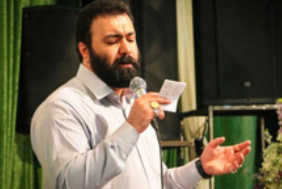 حاج مهدی اکبری - شب سی ام ماه صفر سال 96 - روضه حضرت امام رضا علیه السلام (روضه)