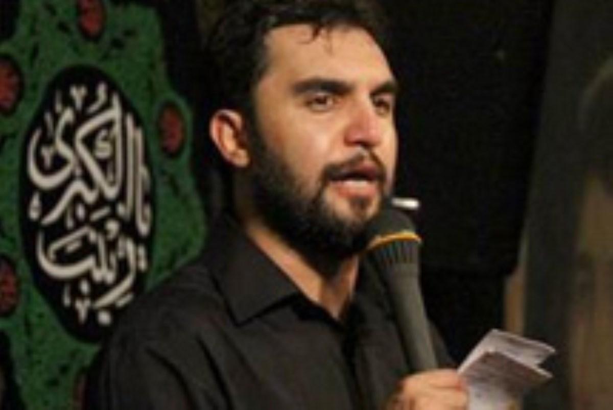 حمید علیمی - شام شهادت امام کاظم علیه السلام 1397- گلایه از کمان و تیر دارم (روضه)