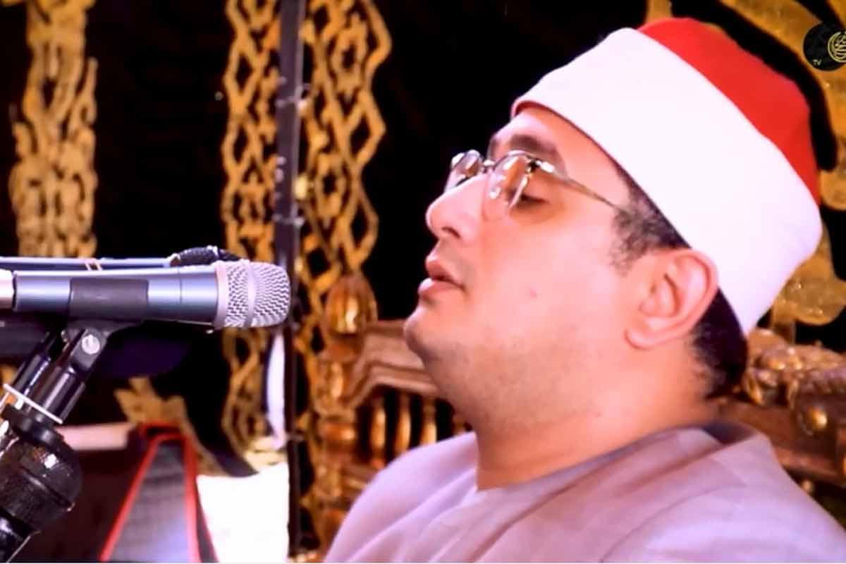 تلاوت آیه 2 سوره انعام/ محمود شحات انور