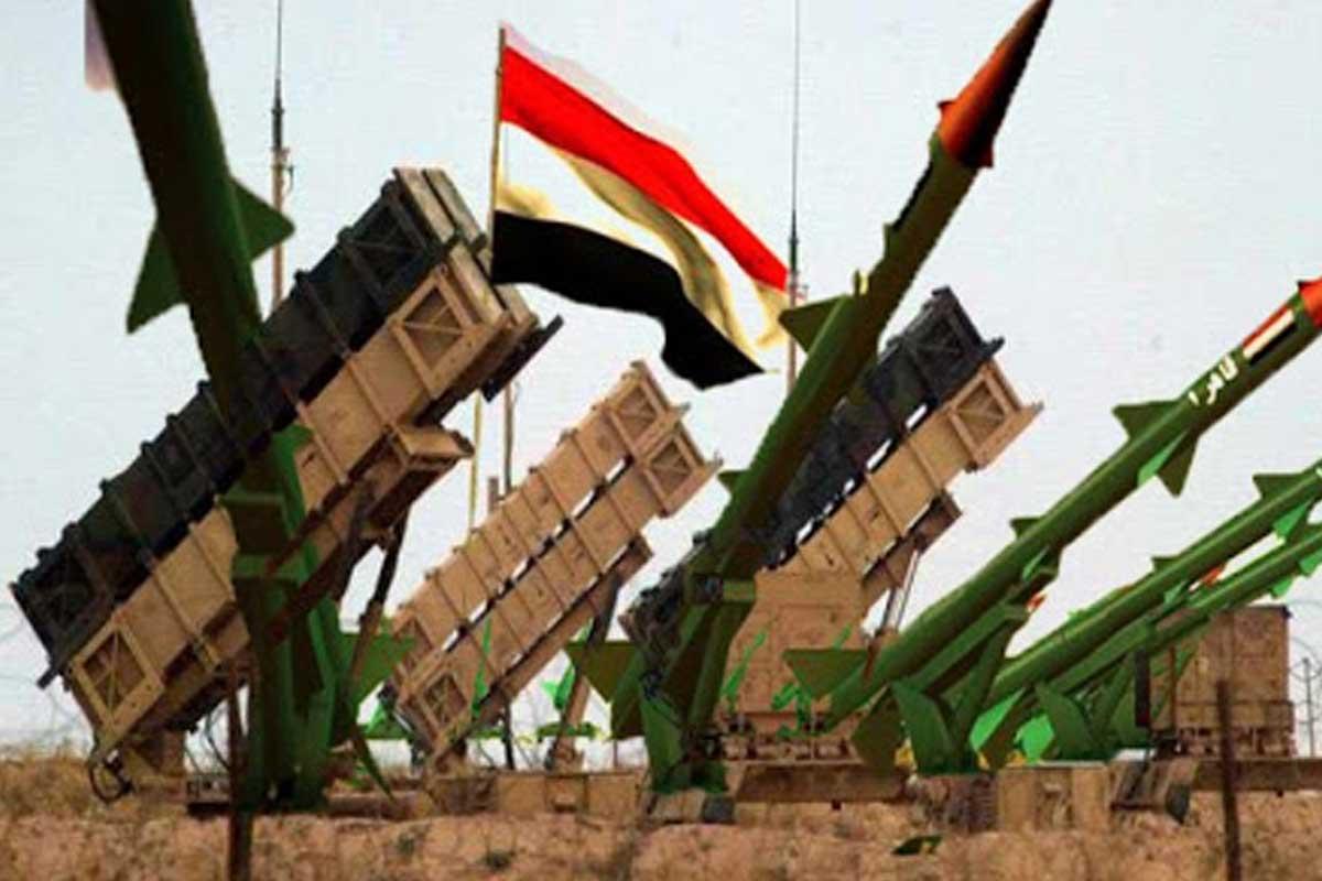 نمایش توان و قدرت موشکی انصارالله یمن
