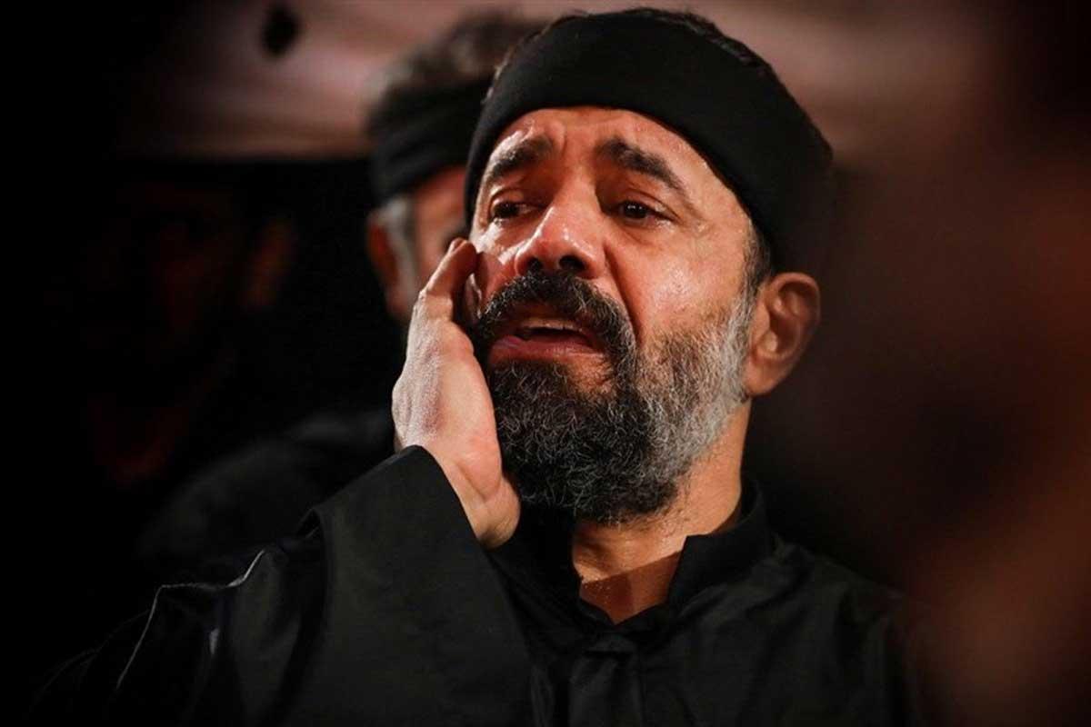 کلیپ جانسوز «برای محرمت»/ محمود کریمی