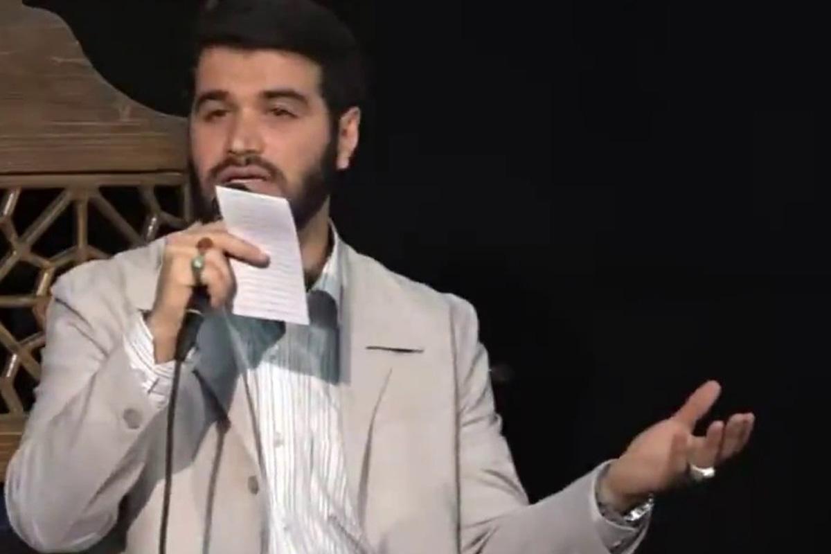 مداحی عید غدیر/ مطیعی: مولای جهان تنها حیدره (سرود جدید)