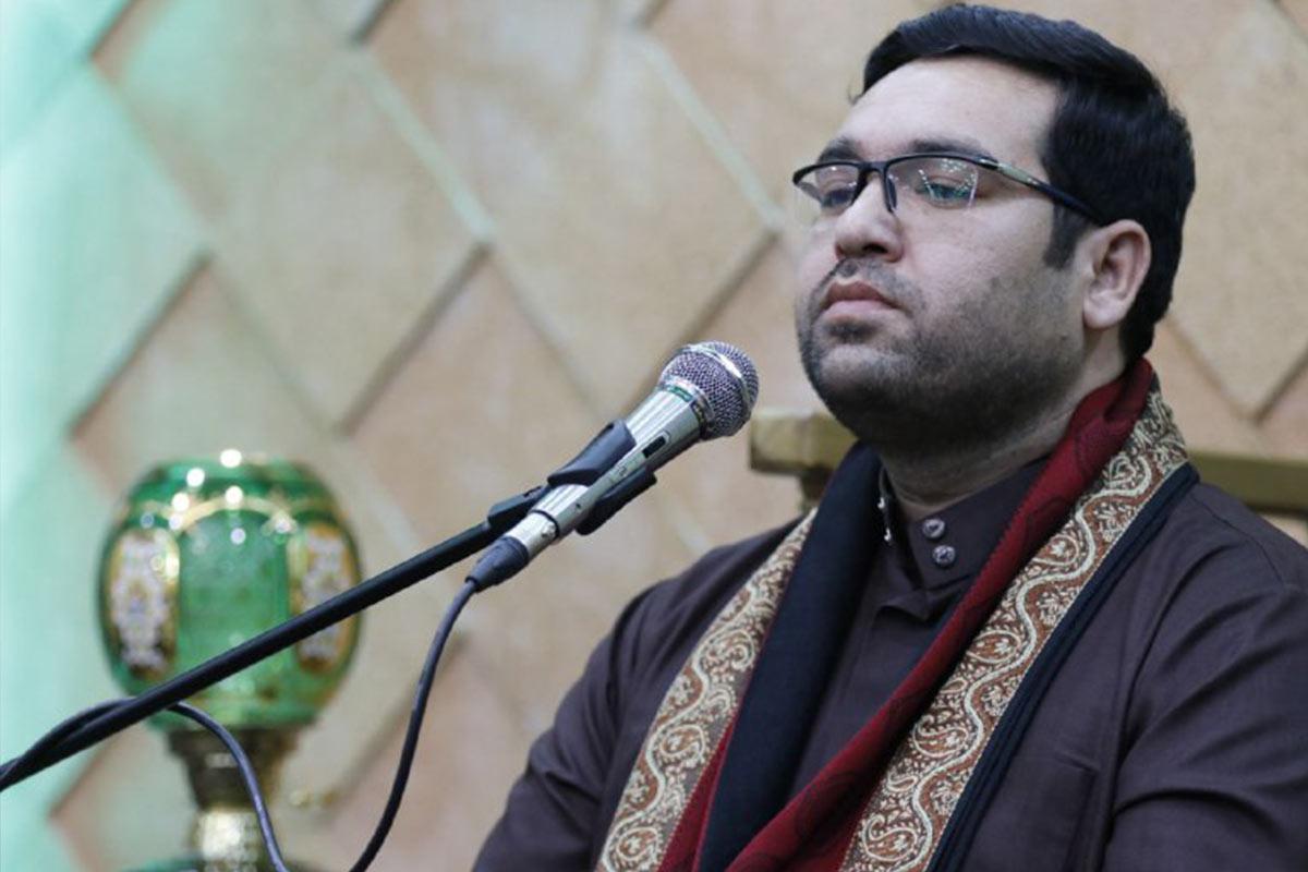 تلاوت زیبای استاد سیدمحمدجواد حسینی از آیه 109 سوره کهف
