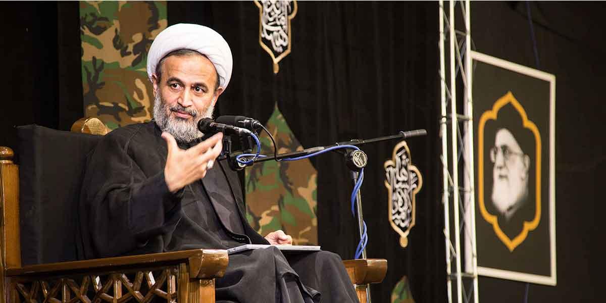 تداوم انقلاب   حجت الاسلام پناهیان