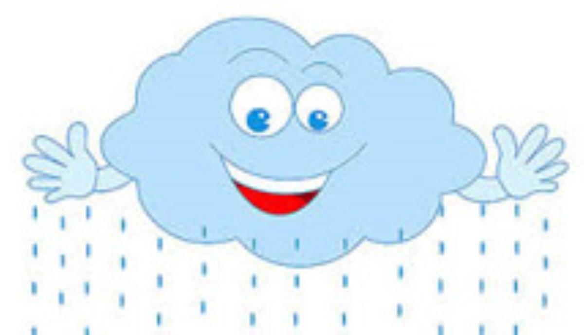 آهنگ کودکانه   قصه باران