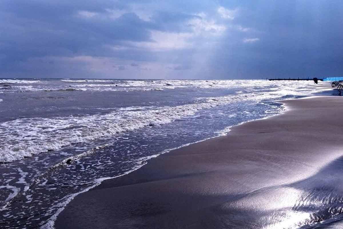 آهنگ بی کلام زیبا «تلاطم دریا»