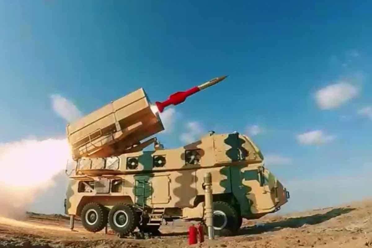 "سامانه موشکی پیشرفته و تمام ایرانی "" ۹ دی"""