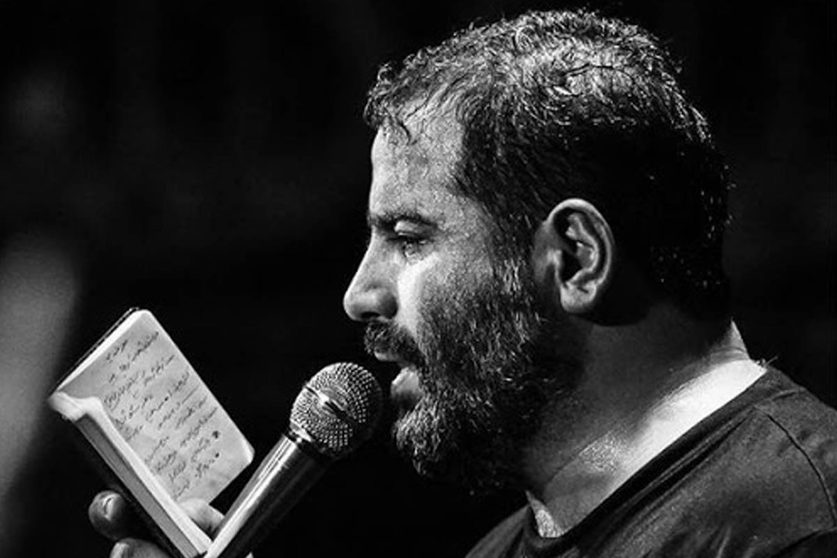 اگه بارون بودم میباریدم روی گنبد حسین/ محمدرضا بذری