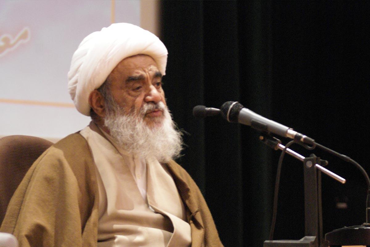 نگرانی سلمان فارسی از حقالناس/ آیت الله مظاهری