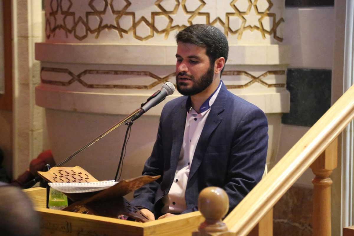 دعای امام زین العابدین برای رفع حوادث ناگوار و دشواریها/ میثم مطیعی