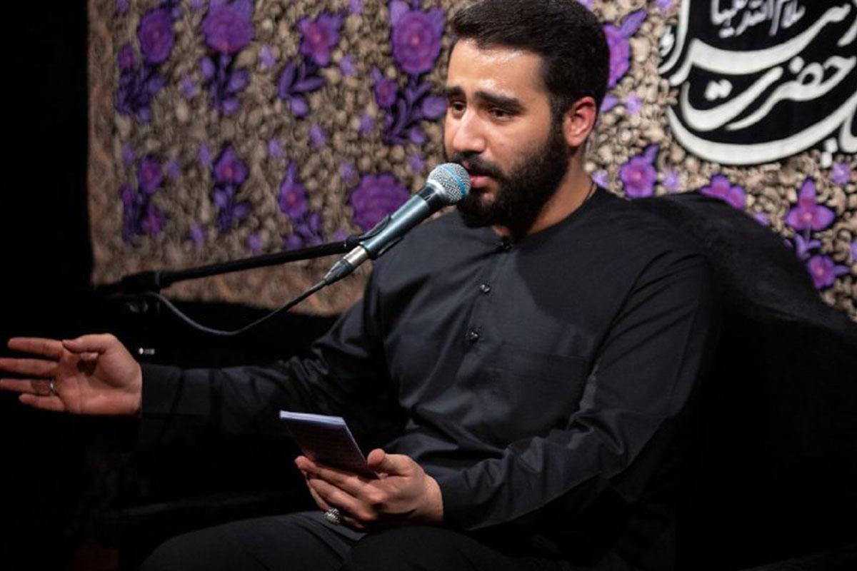 مداحی جلسات هفتگی98/ حسین طاهری: مناجات با امام حسین علیهالسلام