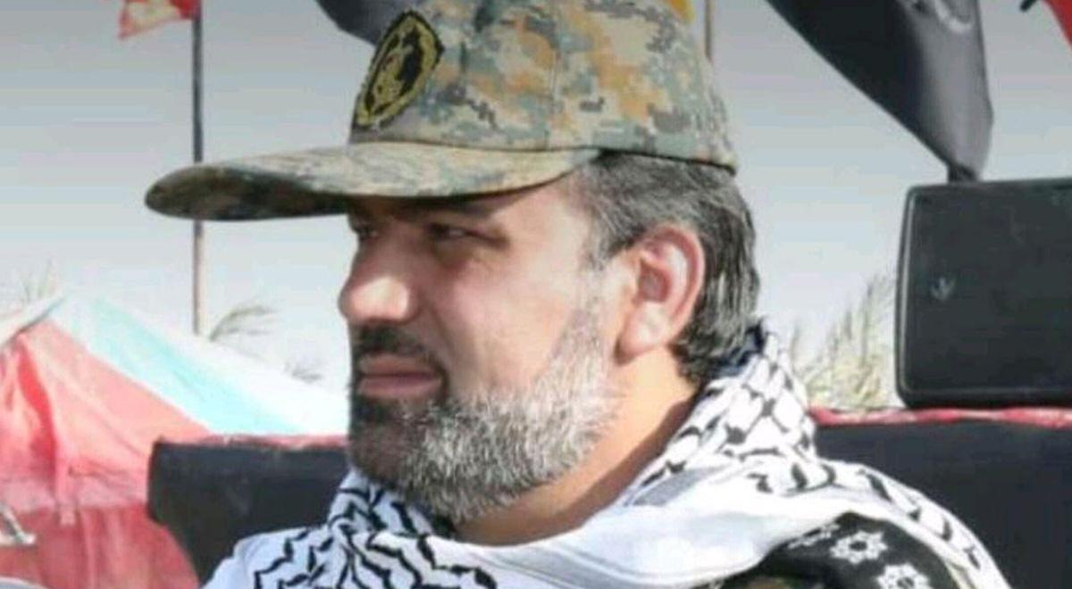 فرمانده بسیج دارخوین شادگان (خوزستان) به شهادت رسید
