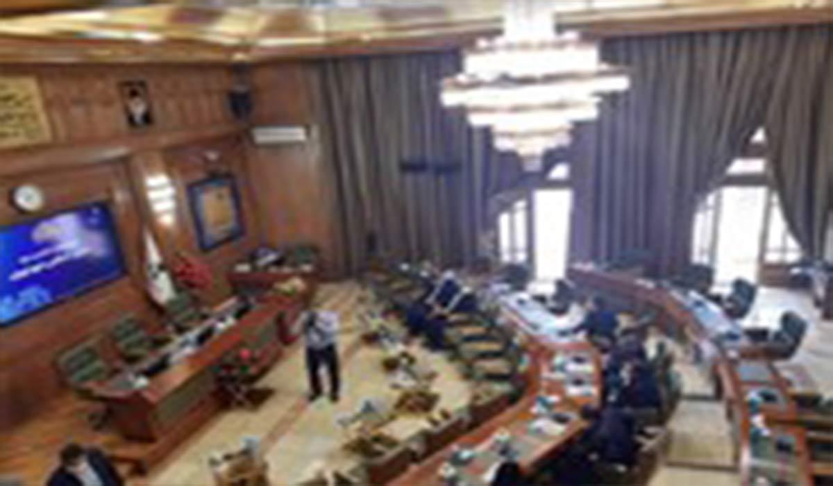 سوگند اعضای شورای شهر جدید تهران