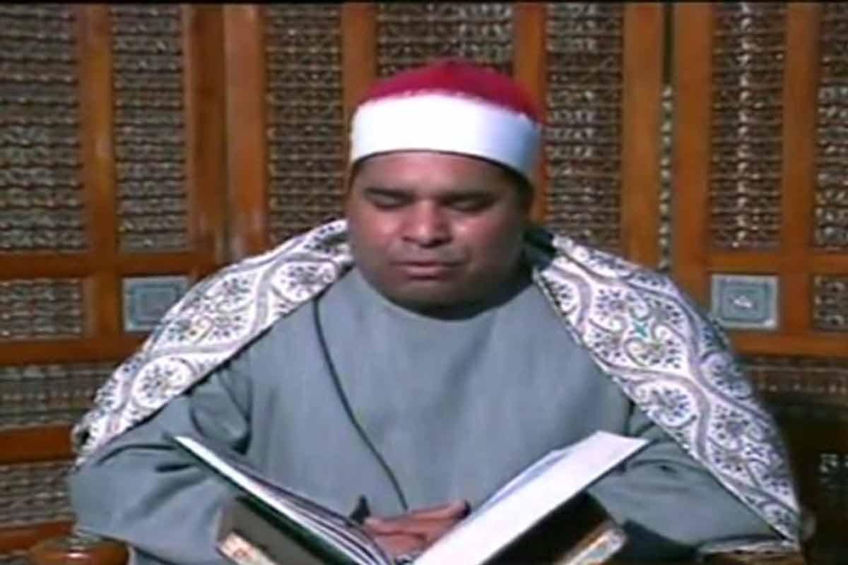 تلاوت زیبای سوره اعلی آیات 9 تا 13/ محمد اللیثی