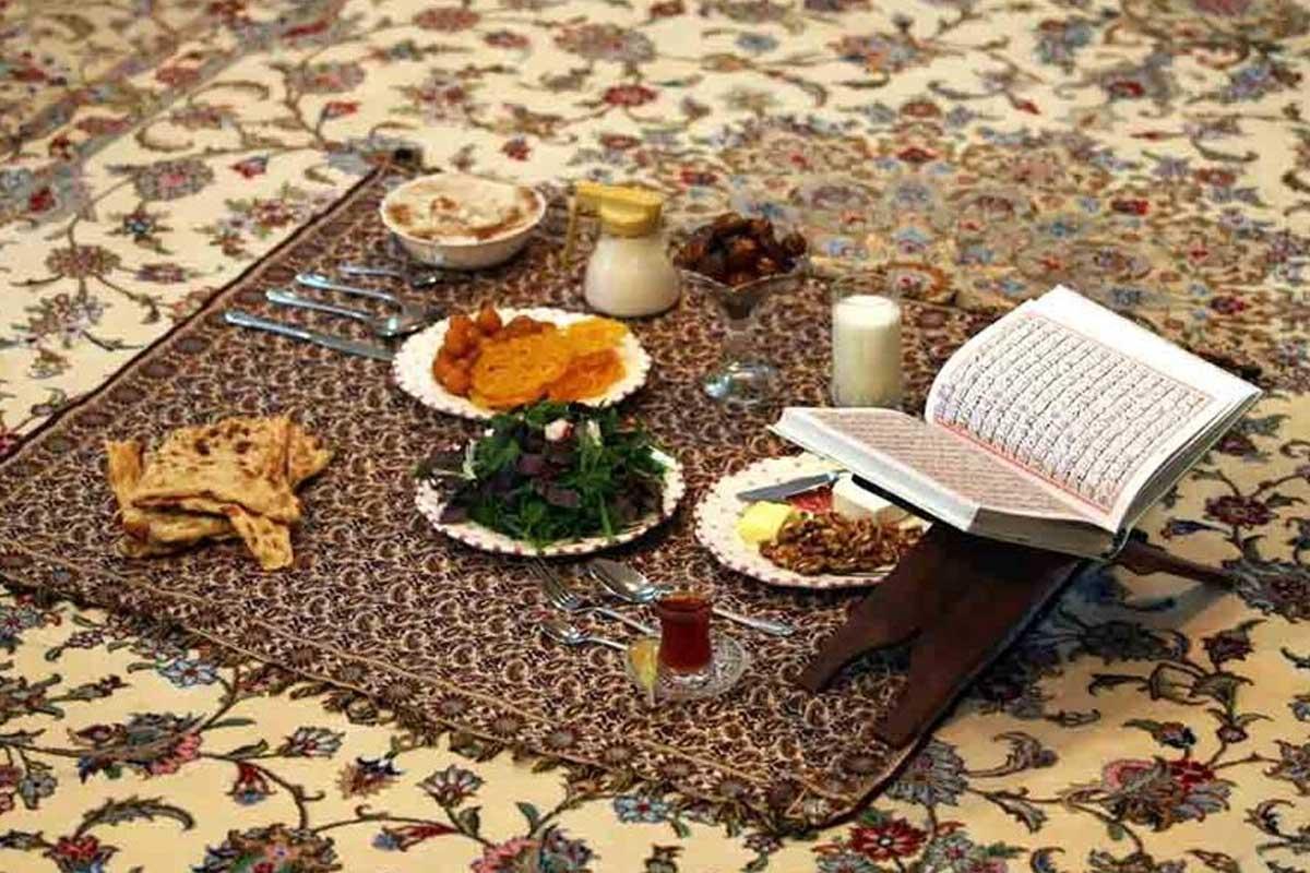 استوری حلول ماه رمضان/ محمود کریمی