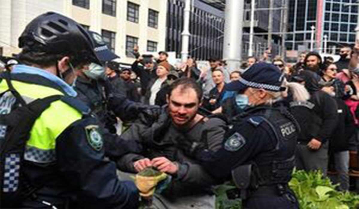 اعتراضات کارگران ساختمانی استرالیا