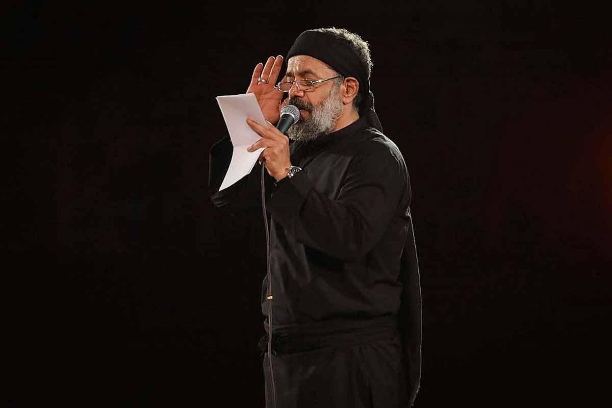 با تو رها میشه دلم از رنج و محن/ محرم1400: محمود کریمی