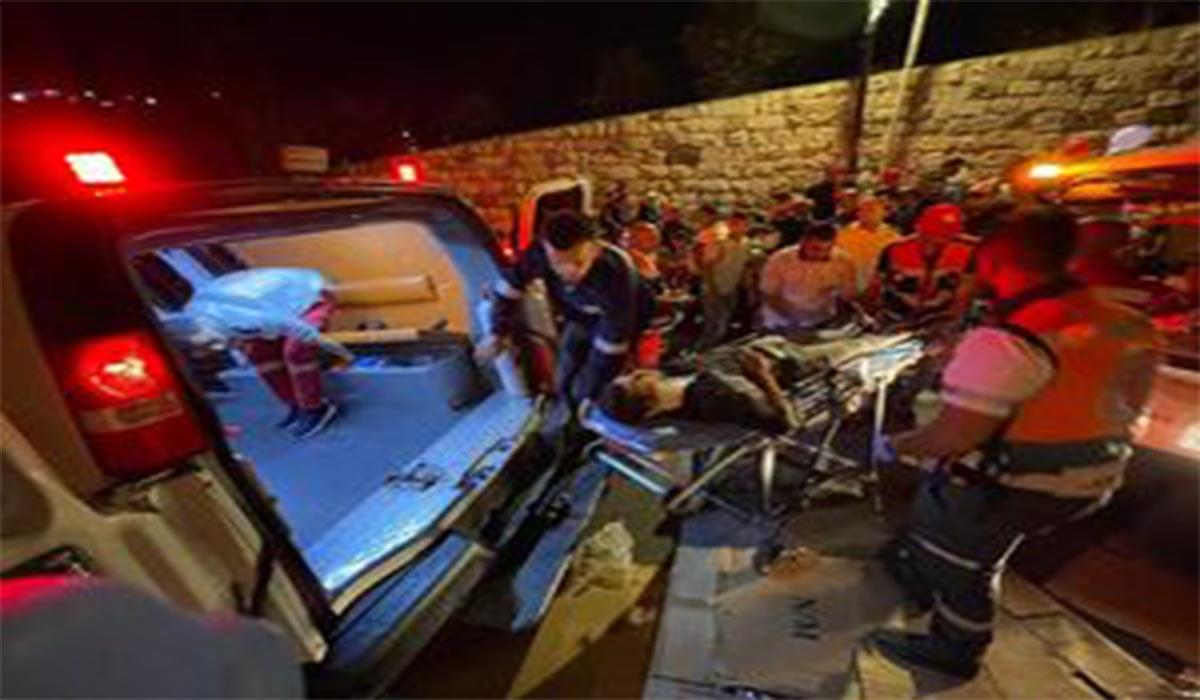 خبرنگار فلسطینی در قدس اشغالی مجروح شد