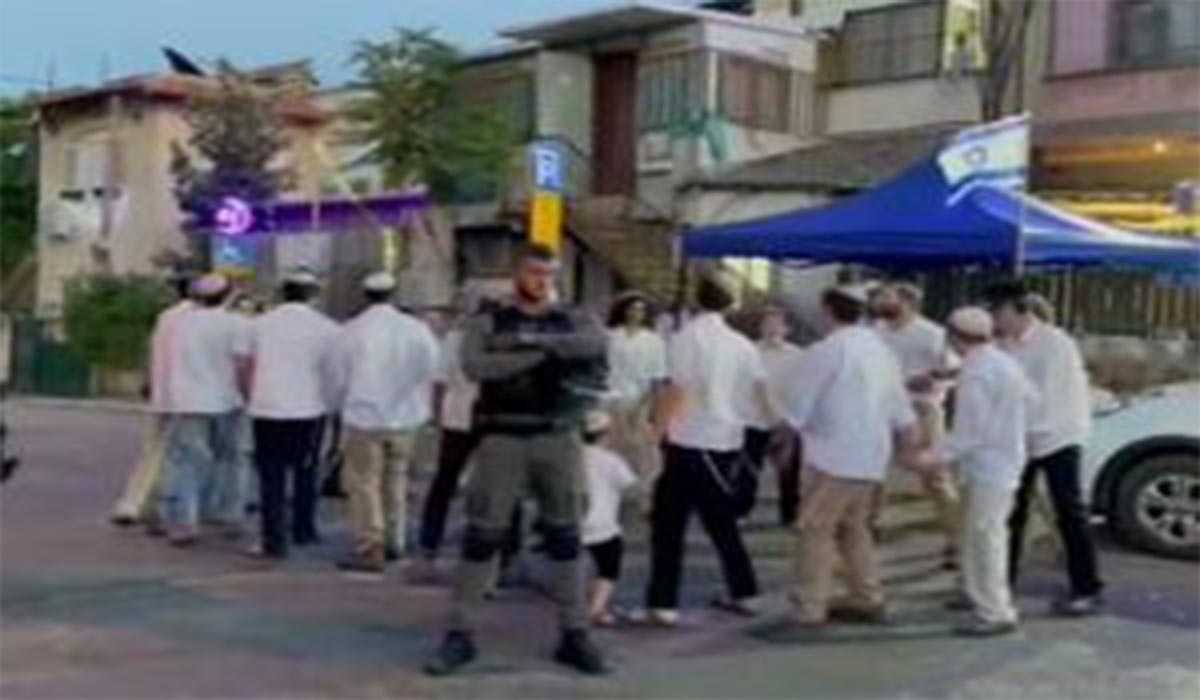 رقص کفتارهای اسرائیلی!
