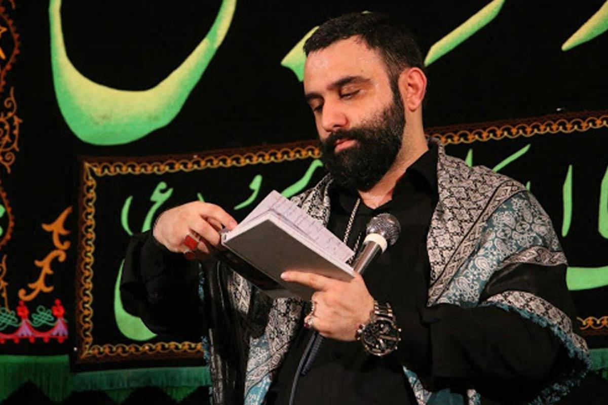 مداحی شهادت امام کاظم(ع)/ مقدم: سی سال غم تو سینمه زنجیر و غل به گردنم
