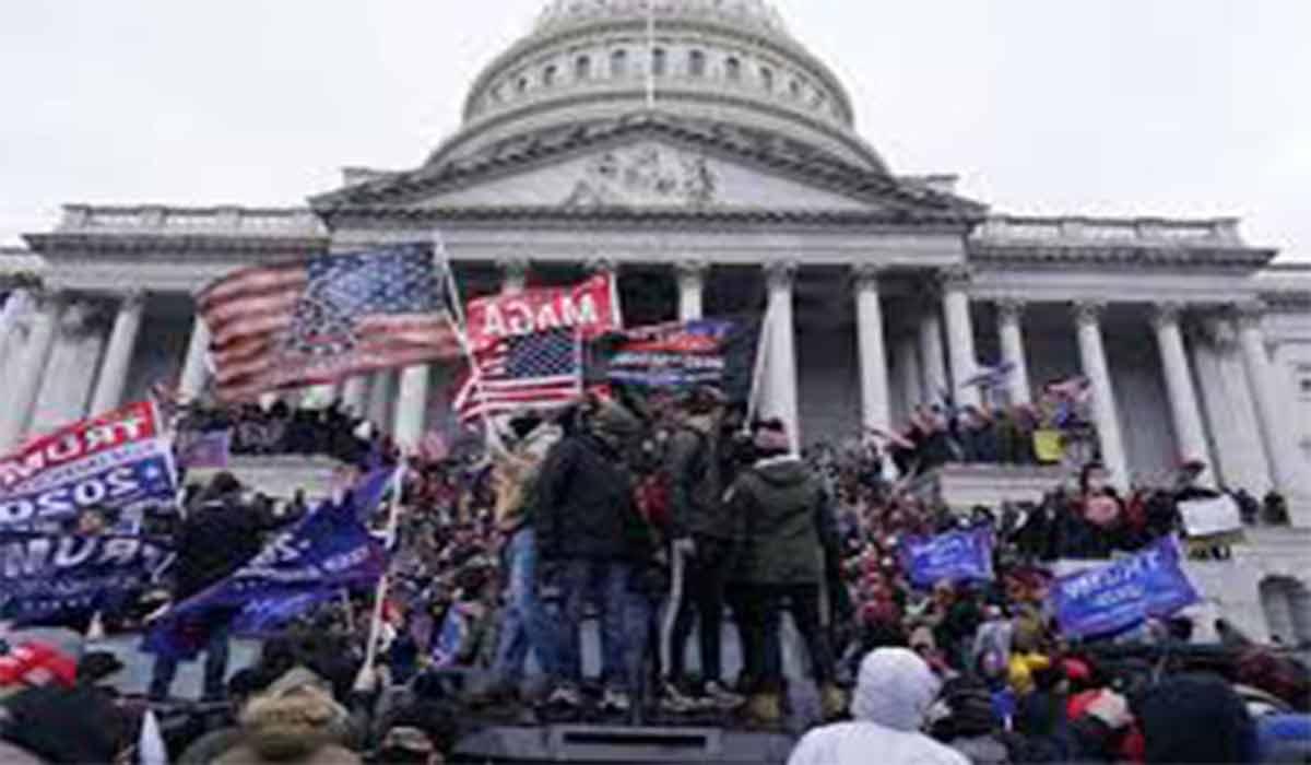 حمله به کنگره به روایت خبرنگار آمریکایی!