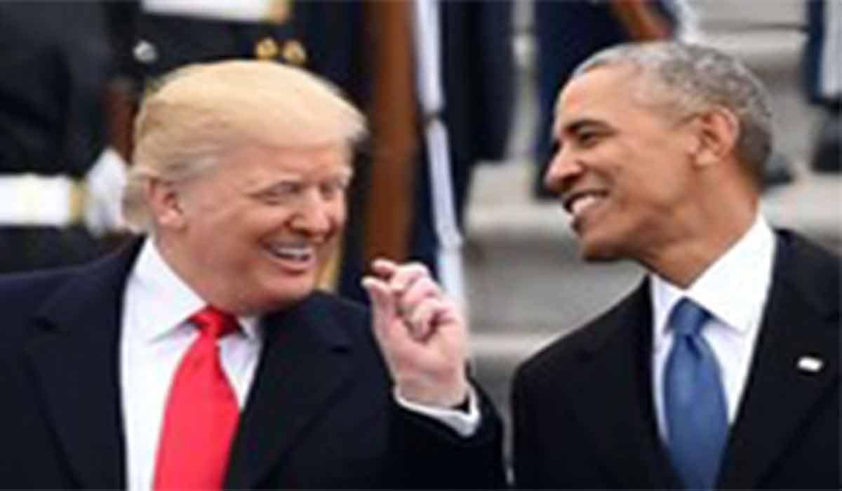 کنایه اوباما به ترامپ!