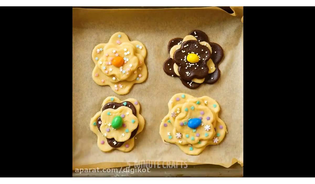 شیرینی | شیرینی های زیبا و خوشمزه