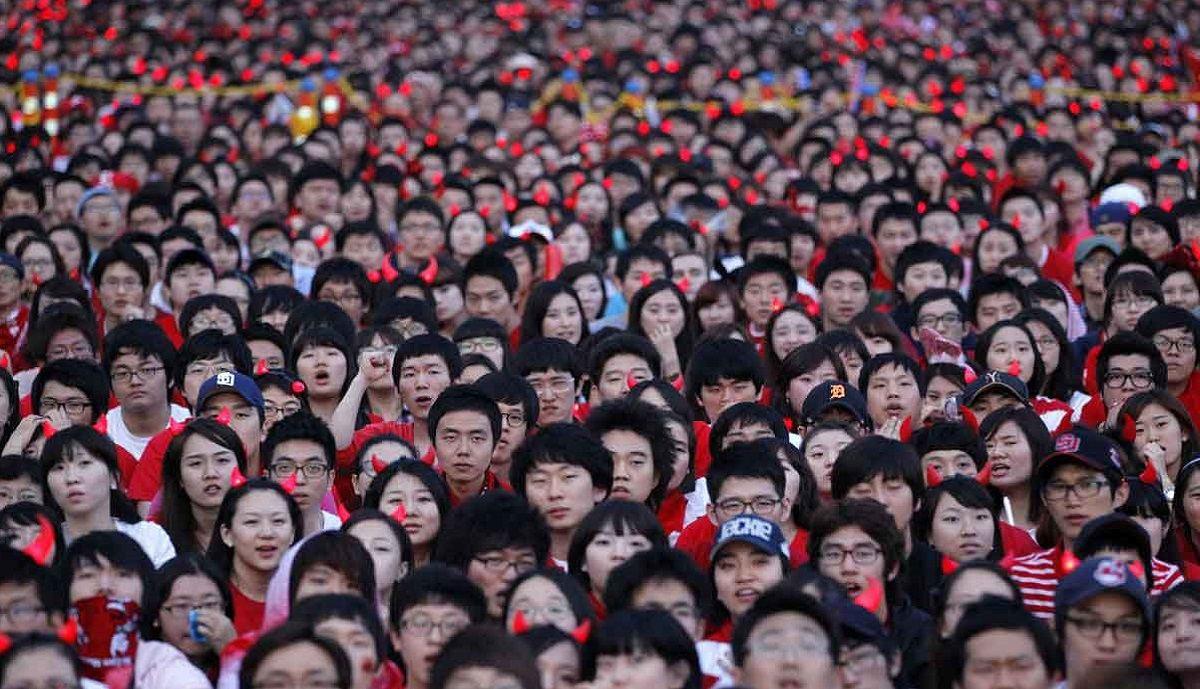 نماهنگ | قدرت جمعیت