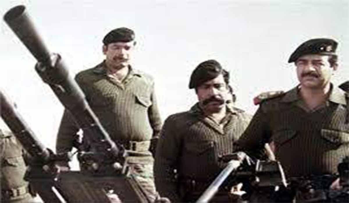 جنایات بزرگ صدام در جنگ با ایران