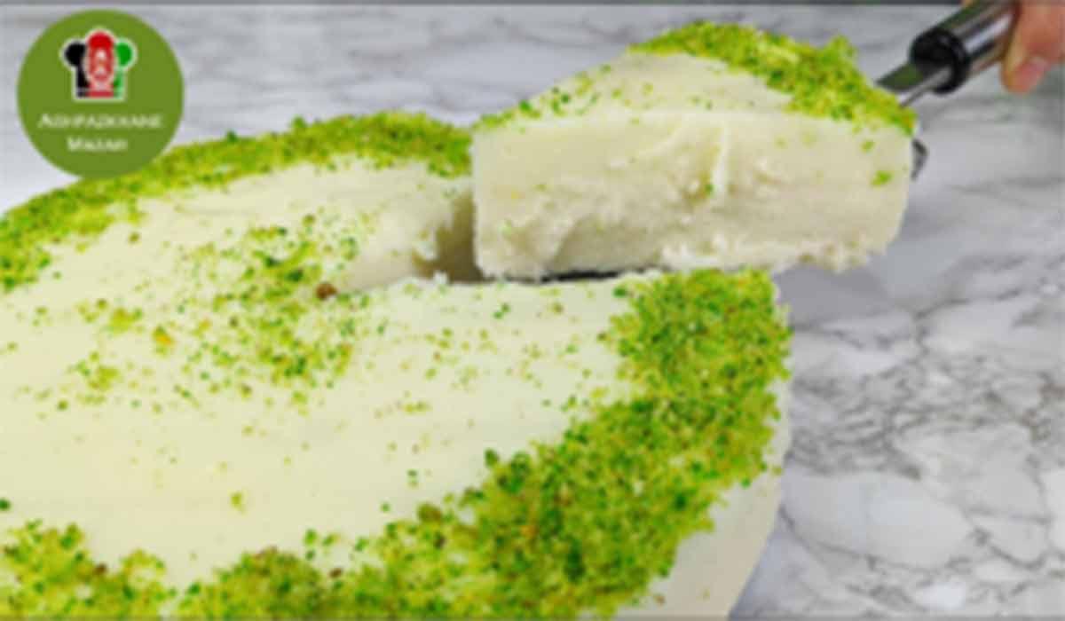 شیرینی | طرز تهیه فرنی لبنانی